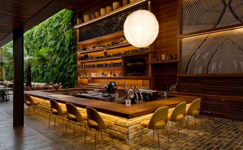 São Paulo's stunning restaurants