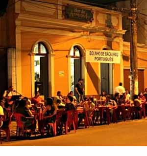 Eating out in Manaus - The Guardian, June 2014