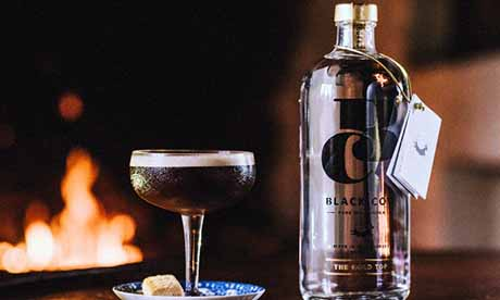 The world's first vodka made from milk - Smooth, creamy and crystal clear, Black Cow vodka is the world's first pure milk vodka. Catherine Balston visits the Dorset dairy farm where it's produced.Love Food, November 2017