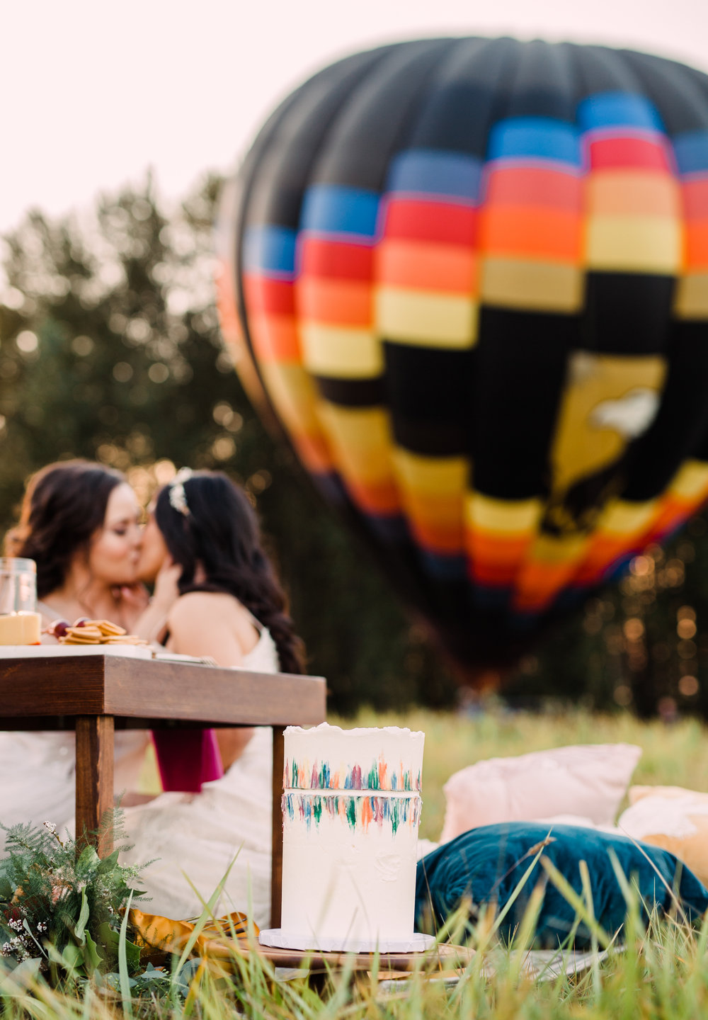Coordination: Raise A Glass Wedding and Event Planning  Photography: Kristina Lord Photography