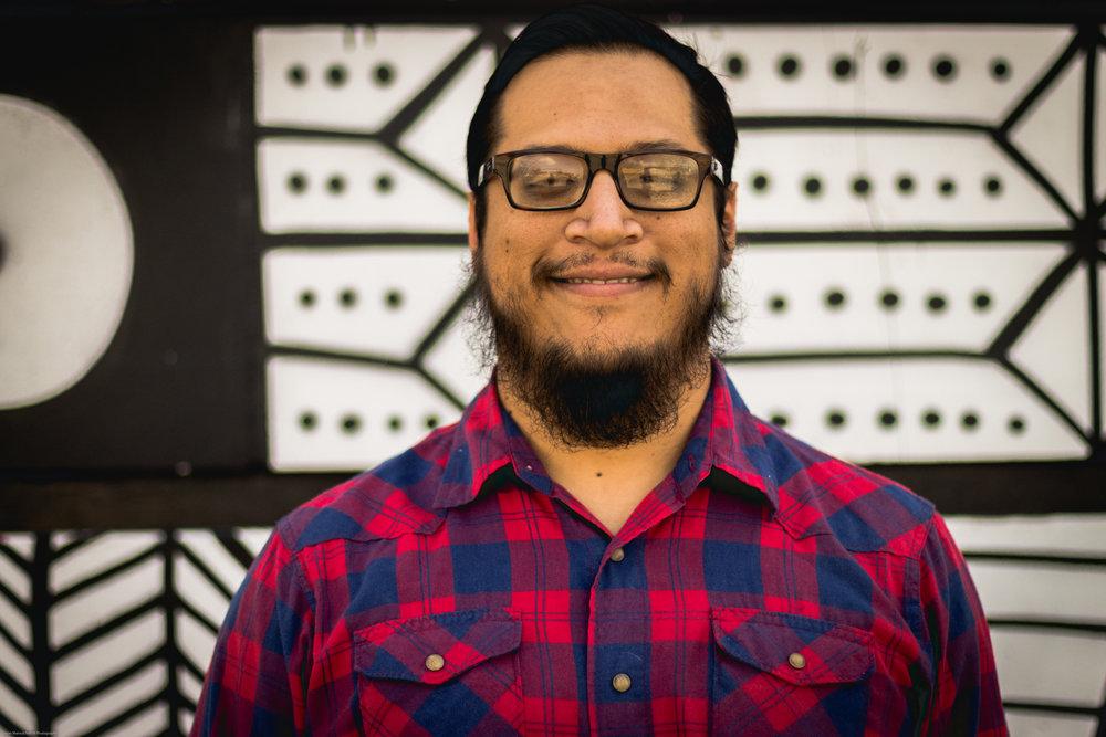 Pastor Rafael Garcia II-Creative Arts Director