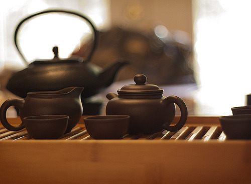 TEA   Full service tea house open daily and for special events.  Learn more