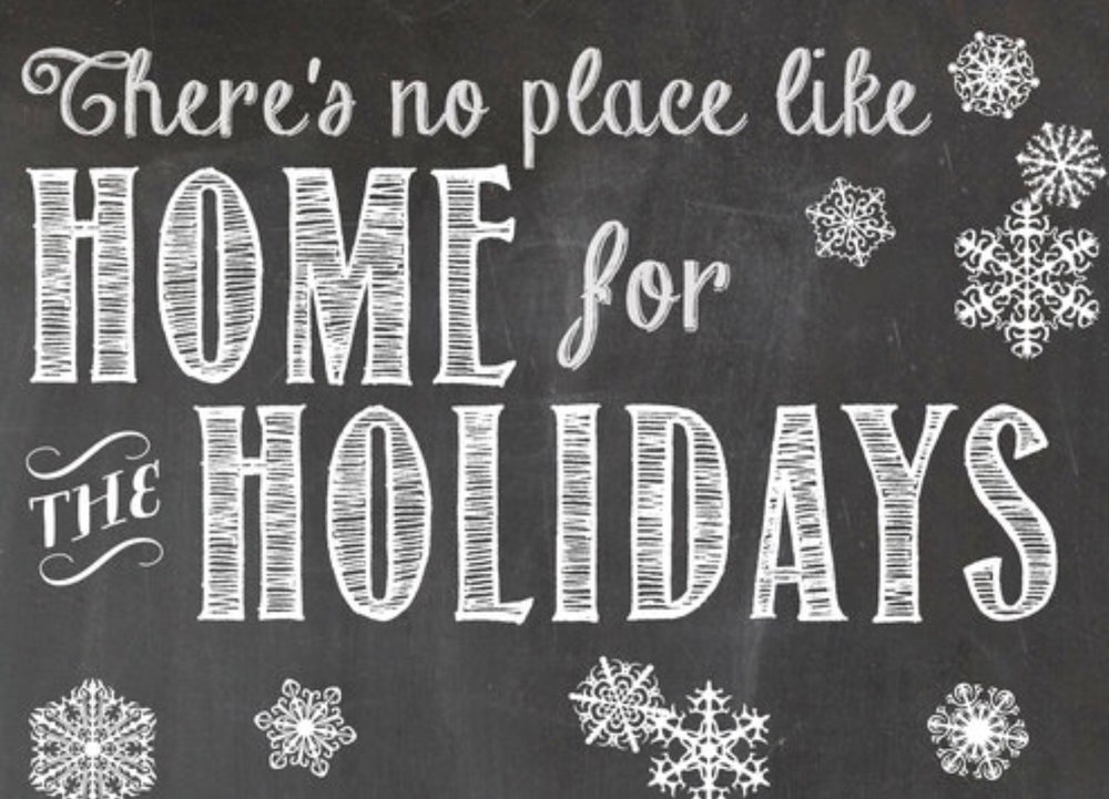 Theres No Place Like Home For The Holidays Austin Tx Counseling