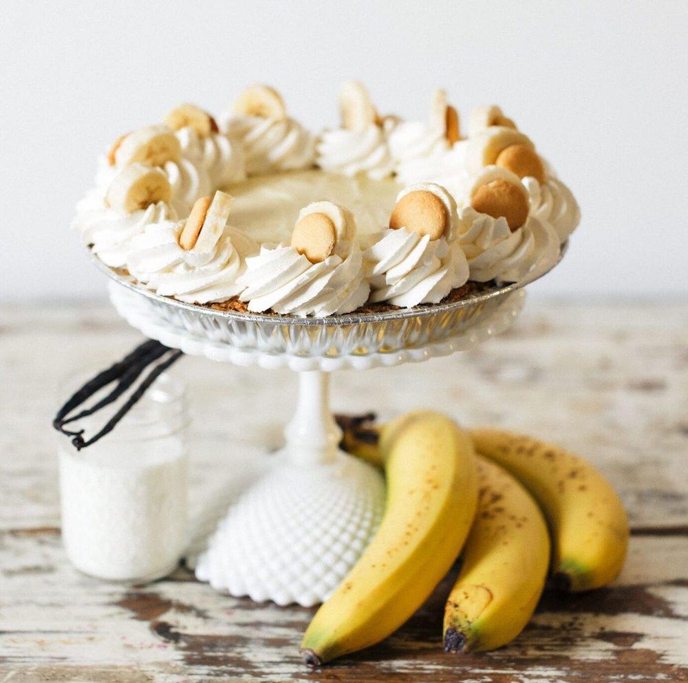 Banana Cream- $30 -