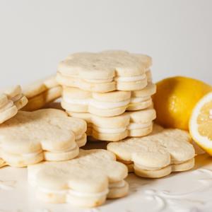 Lemon Cookie Pie- $3.00 each -