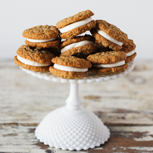 Oatmeal Cream Pie- $3.50 each -