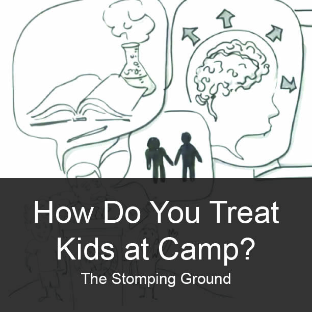 Stomping Ground Treat Kids