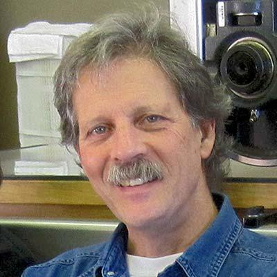 Ron Pokrasso -