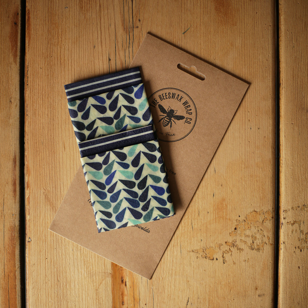 Beeswax Wrap Dewdrop Lunch Pack low res.jpg