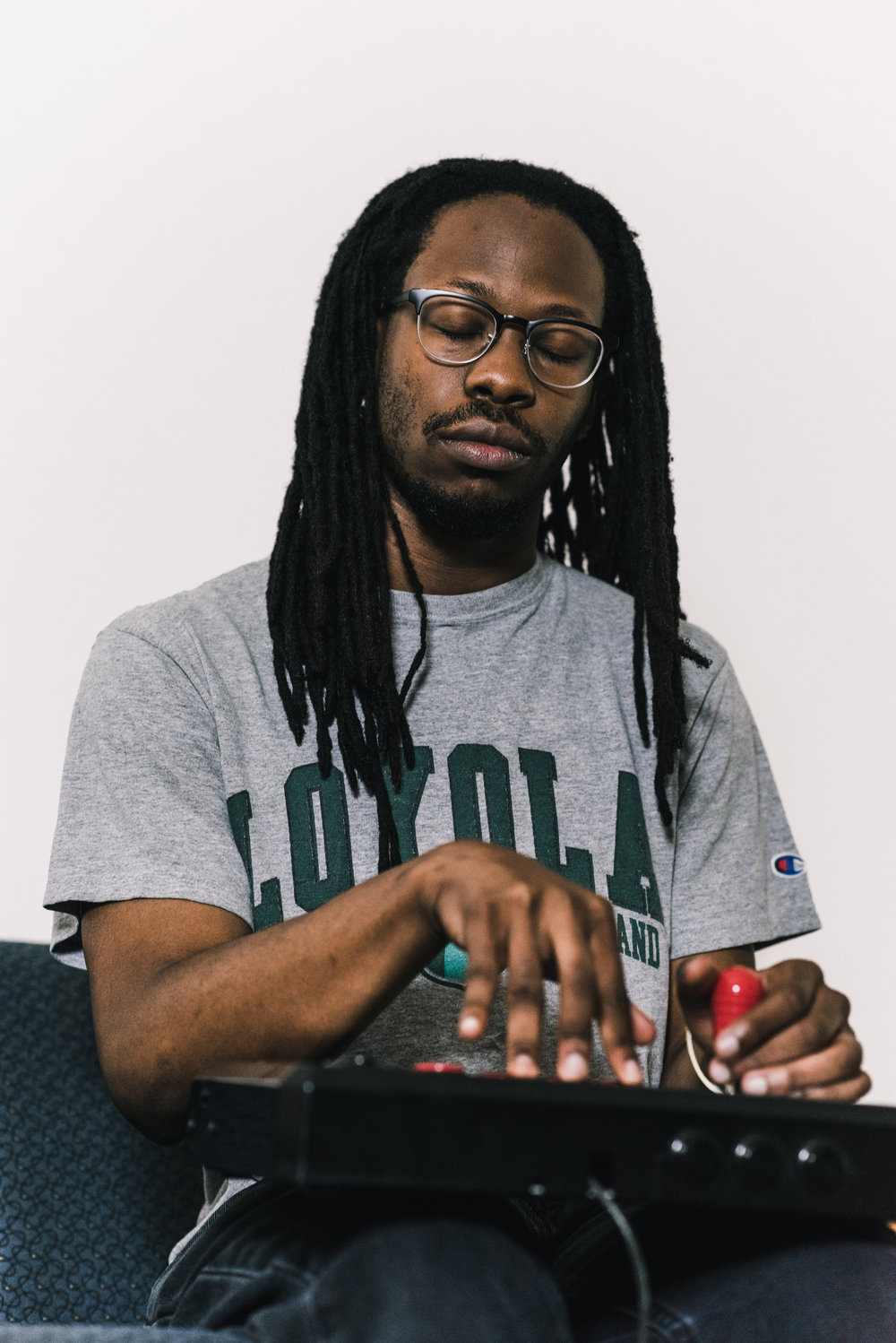 """""""I feel the most hygge when I'm playing fighting games with other people. This outlet has given me a way to express myself freely without judgement. The community within fighting games is amazing too. I can honestly say that my life would be ten times different if I didn't have this outlet or community."""""""