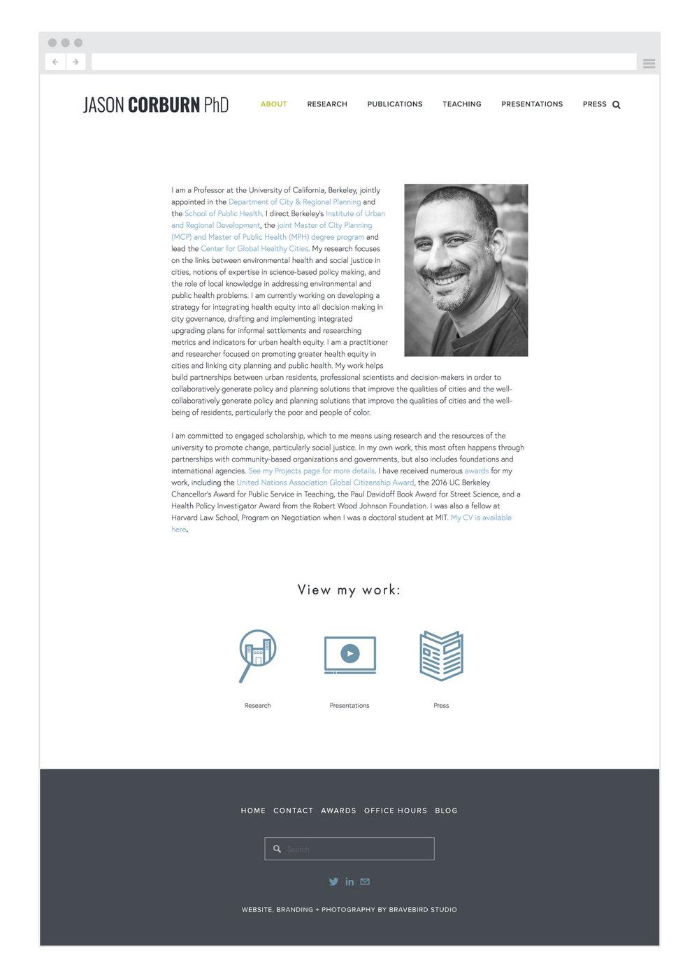 Jason-Corburn-aboutpage-Bravebird-Studio-branding-web-design