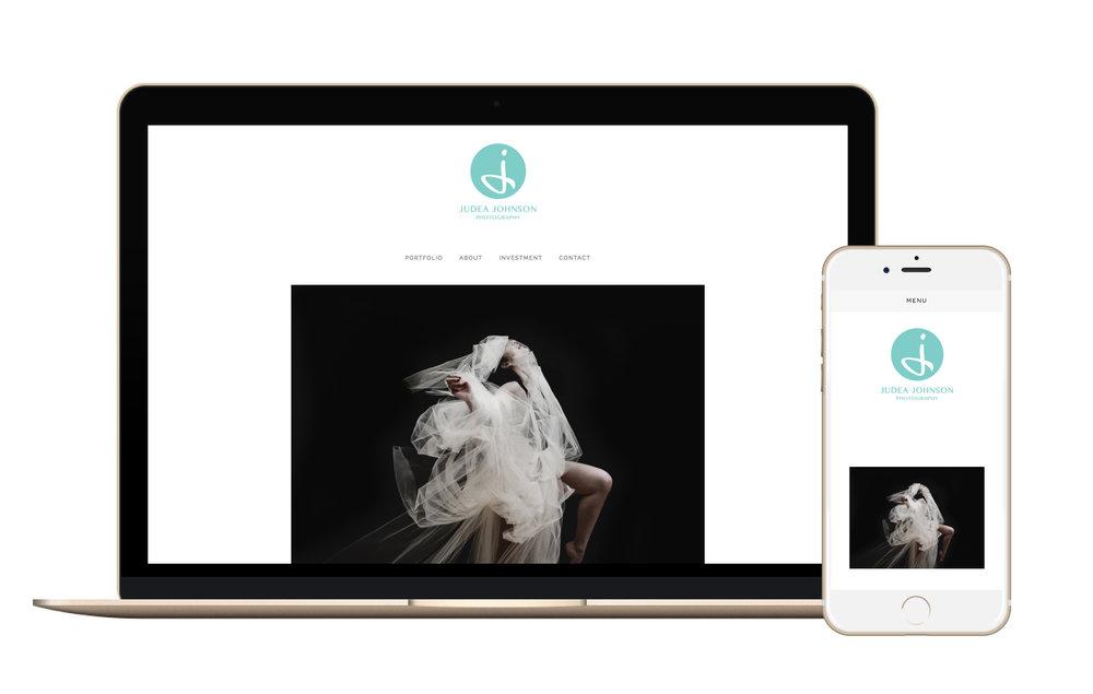 Judea-Johnson-Photography-branding-web-design