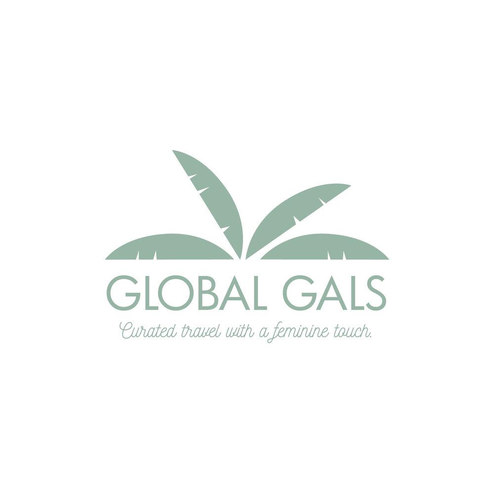 Bravebird Studio | Global Gals - branding