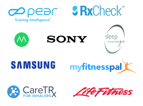 Software - Software integrations range extensively for the biomarker platform including popular services such as my fitness pal along with healthcare applications and social media accounts such as twitter, Google and Facebook.