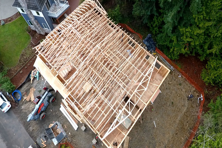 Framing is one of the most important steps when building your home. It's an opportunity to see how your home works from the inside. If you ever have questions about any of the plumbing, electrical or insulation, don't be afraid to ask. Photo Credit: Richard Cranor