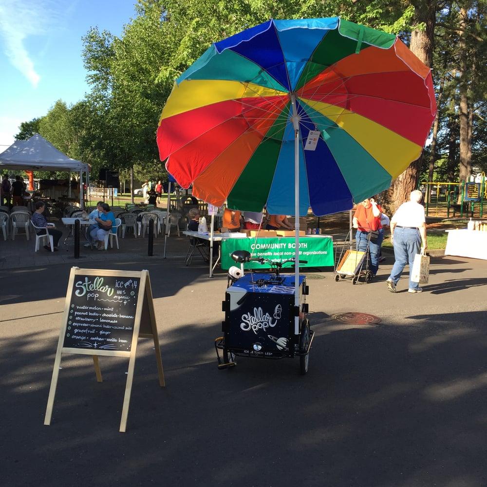 The Stellar Pop Cart