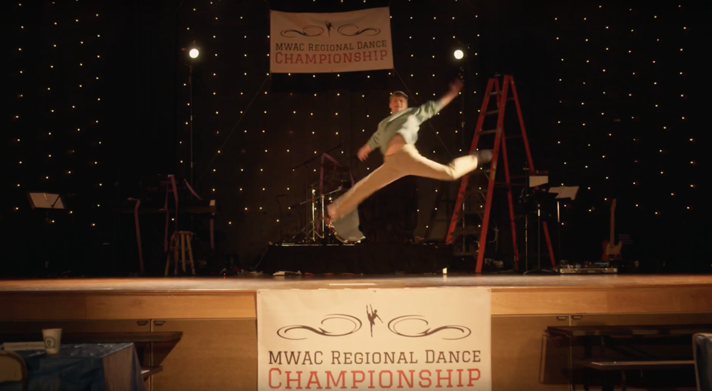 Documentary Promo Video: Dancer banned from competing — for being a boy