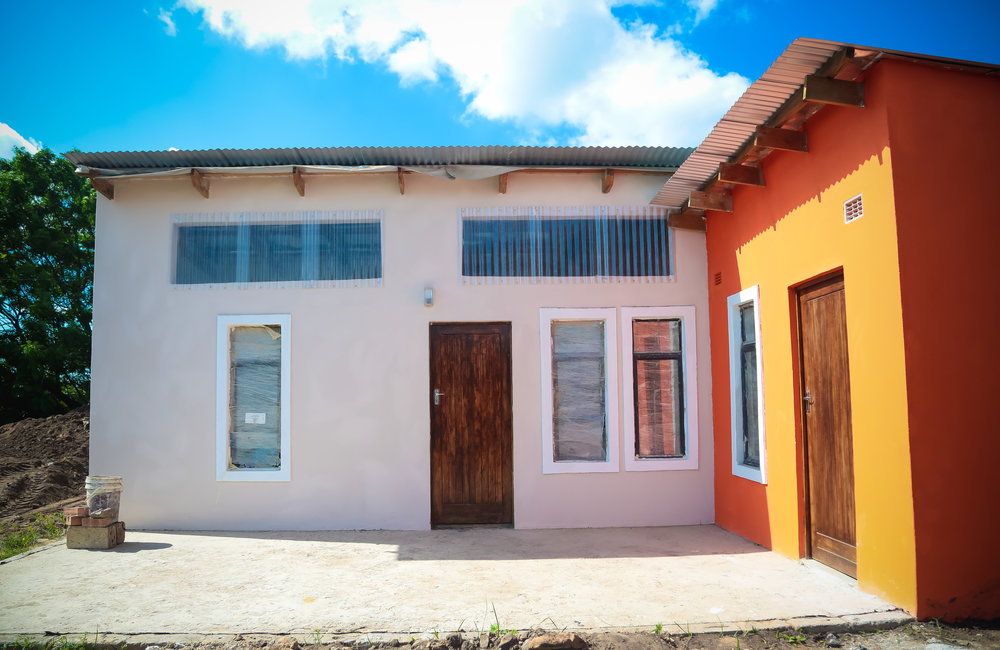 New Home Designed & Built by Ubuntu