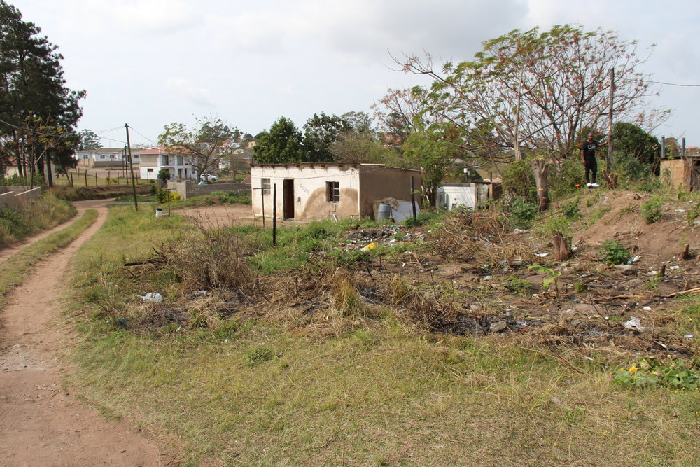 Existing Land & Home