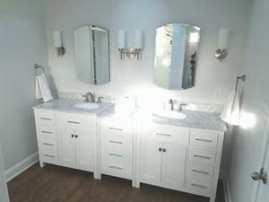 Maison Construction And Renovations Richmond VA - Bathroom vanities richmond va