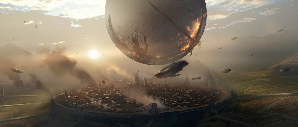 Welcome to the wide world of Bungie's    Destiny 2   .