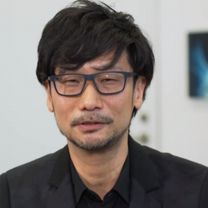 The mastermind, Hideo Kojima.