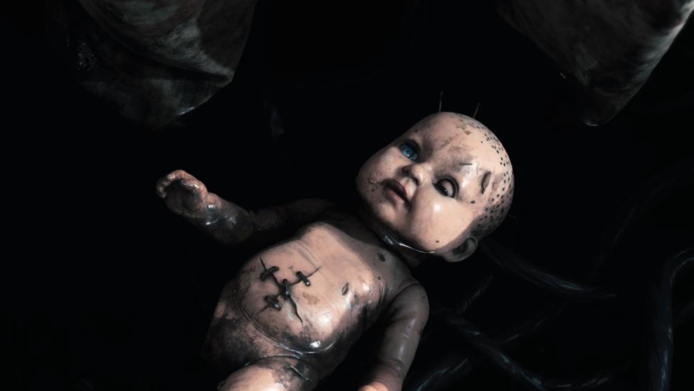 I very much dislike creepy babies.