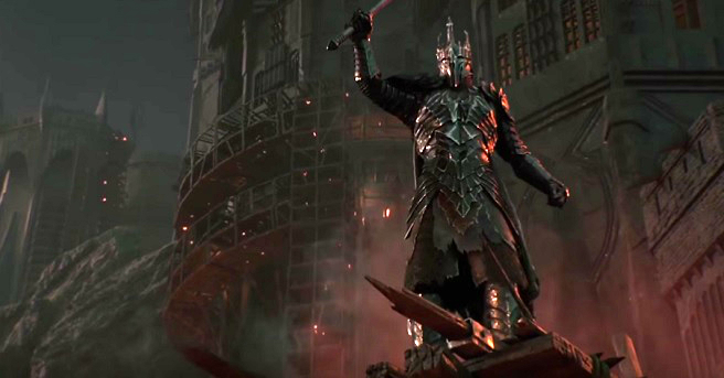 """Has anyone found my contact lens yet? Srsly guys this IS NOT funny!"" - Sauron,   probably"