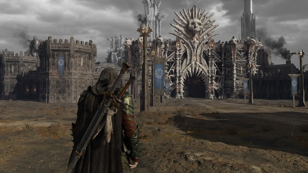 The fortresses are a great addition and a stunning visual.