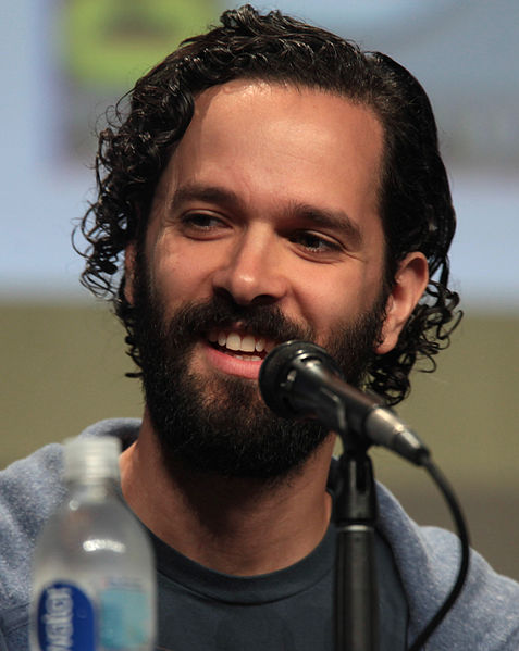 The man himself: Neil Druckmann