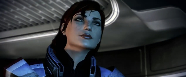 I'm Commander Shepard, and the Ombra Gaming Podcast is my favorite on the Citadel.