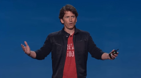 Todd Howard knows how to put on a good press conference.