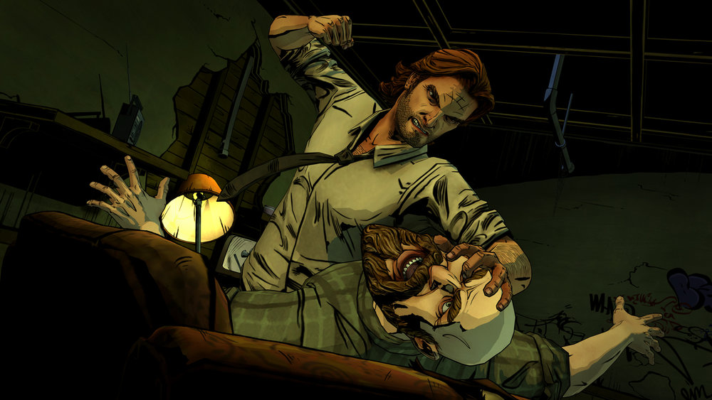 I'm particularly upset we won't be revisiting the world of  The Wolf Among Us . It was easily one of Telltale's strongest adaptations and my personal favorite among their games.