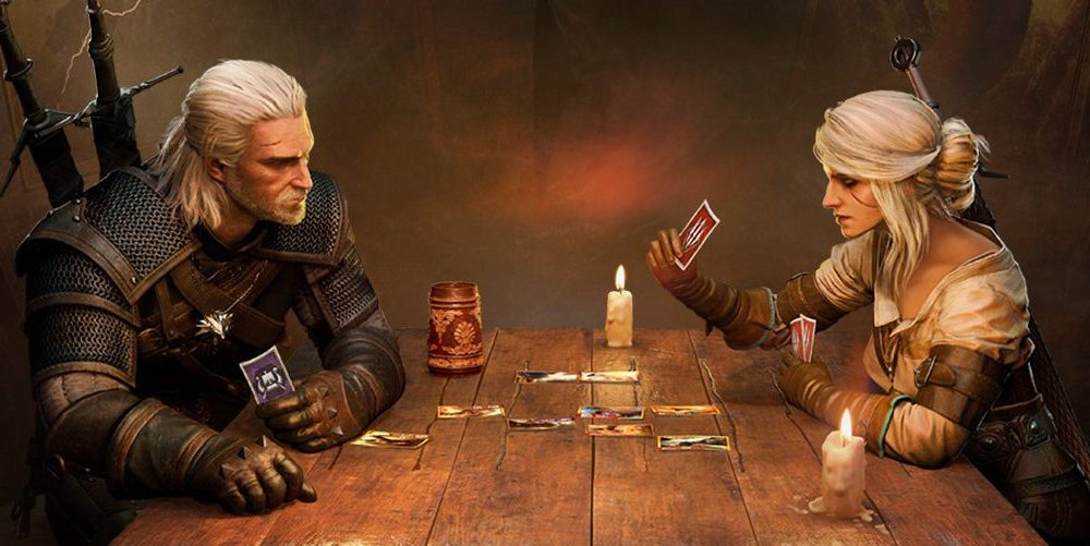 If there's anything  The Witcher  taught me, it's that there's nothing that can't be resolved with a game of Gwent. Literally…nothing.