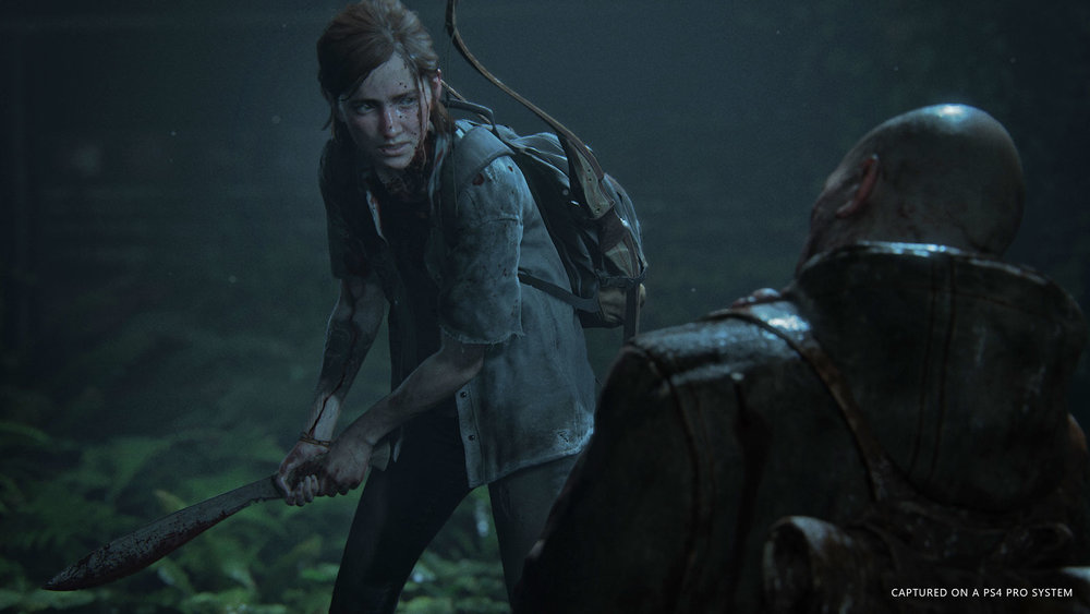 When it comes to zombie games it's hard to argue there are any better than  The Last of Us .