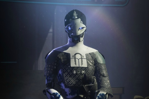 New Exo character, Ada-1, has a badass uniform.