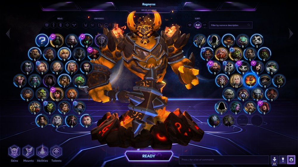 Even Ragnaros couldn't warm up the player base in HotS…
