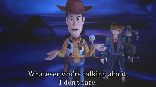 Woody sums up how most of us feel about this story.