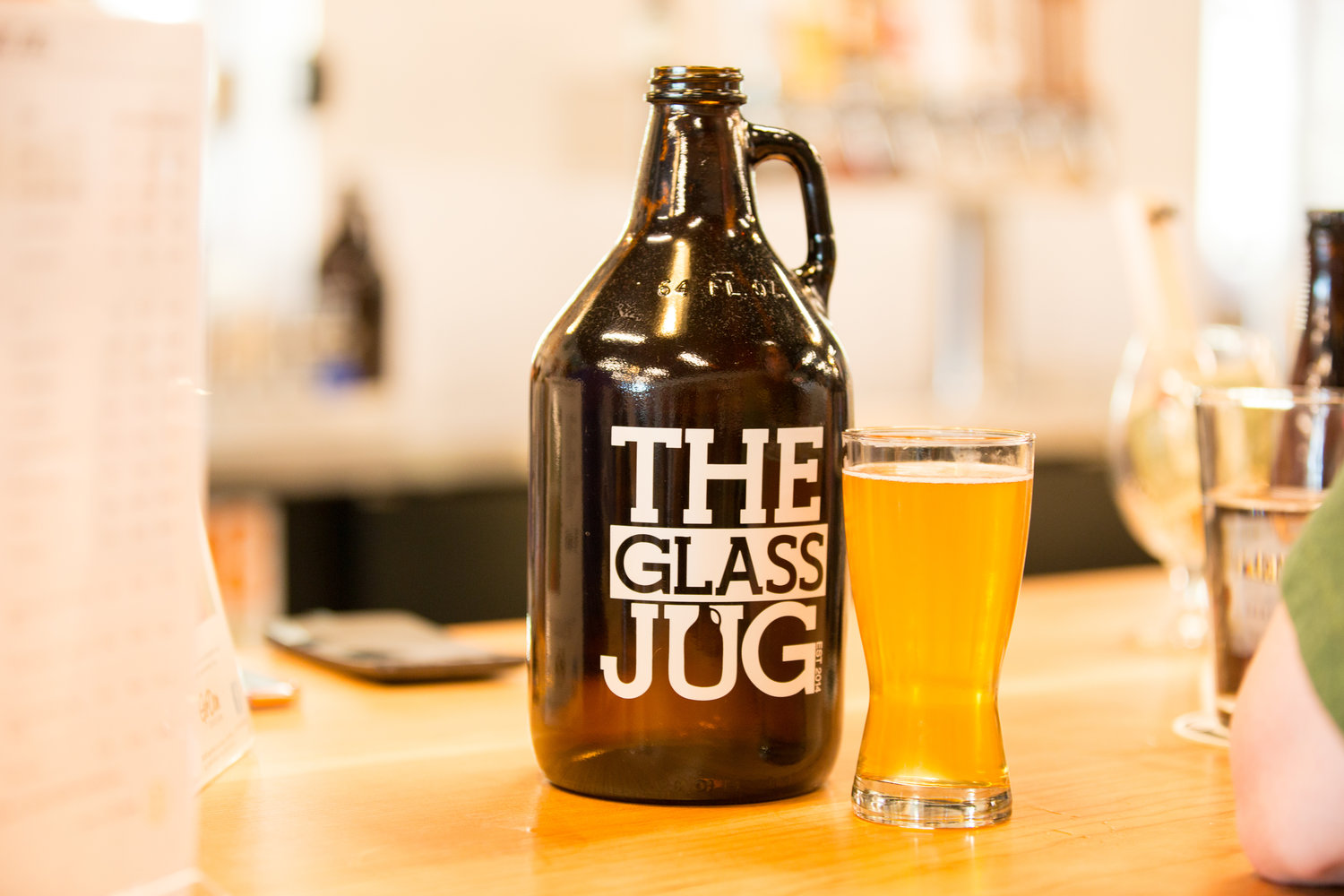 Caring for Your Growler — The Glass Jug Beer Lab