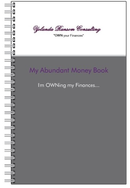 """My Abundant Money"" Journal #2"