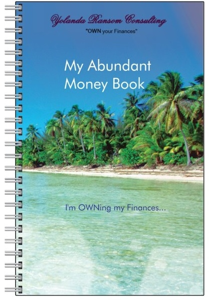 """My Abundant Money"" Journal #1"