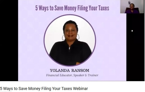 5 Ways to Save $ Filing Your Taxes Webinar Screenshot.jpg