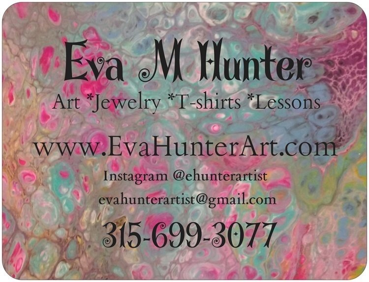 Eva M. Hunter