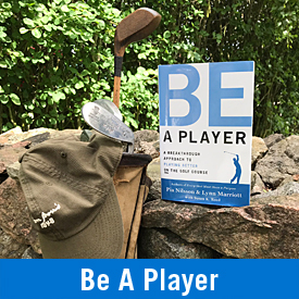 Our Newest Book    Be A Player , provides a groundbreaking new approach to mastering the game. Let us show you how! In addition, we've provided resources to further explore and practice the Human Skills presented in the book.     Learn more >>