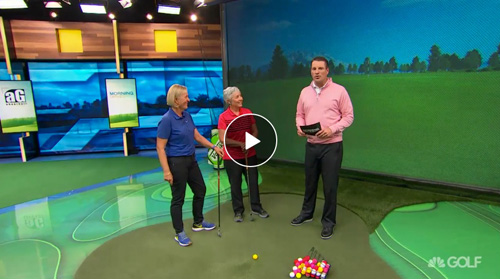Key Elements of a Good Swing Golf Channel Academy lead coaches, Pia Nilsson and Lynn Marriot, give the key elements of a good swing from their new book, Be a Player.