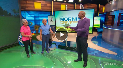 Improve Your On-Course Performance Routine Golf Channel Academy lead coaches Pia Nilsson and Lynn Marriott show you how to improve your on-course performance routine.