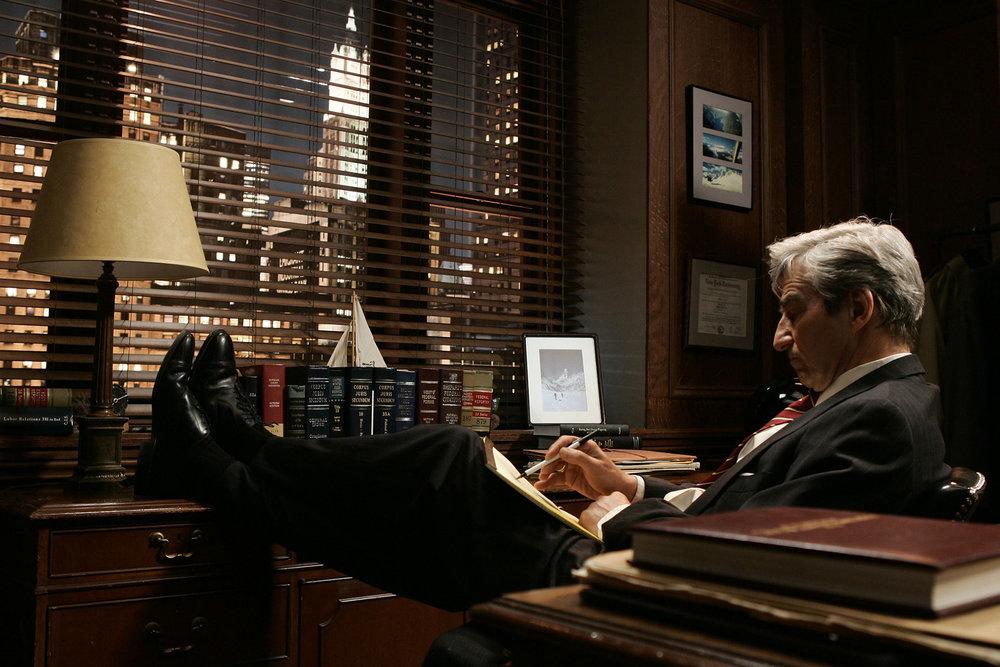 Law & Order: Sam Waterston