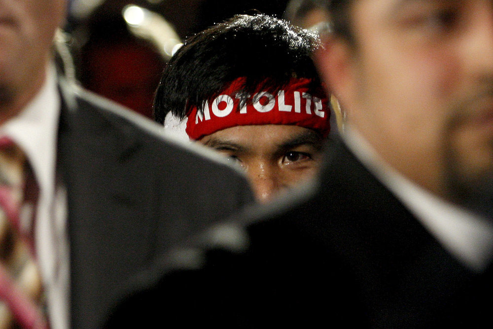 Ring Entrance: Manny Pacquiao