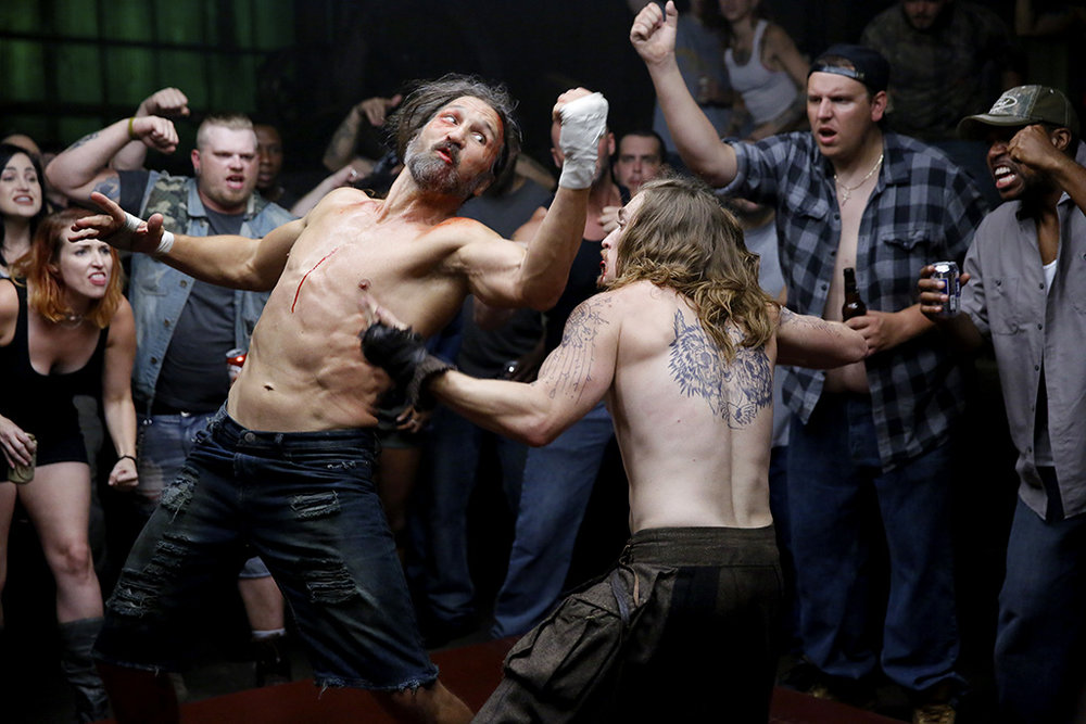 OUTSIDERS - Fight Club