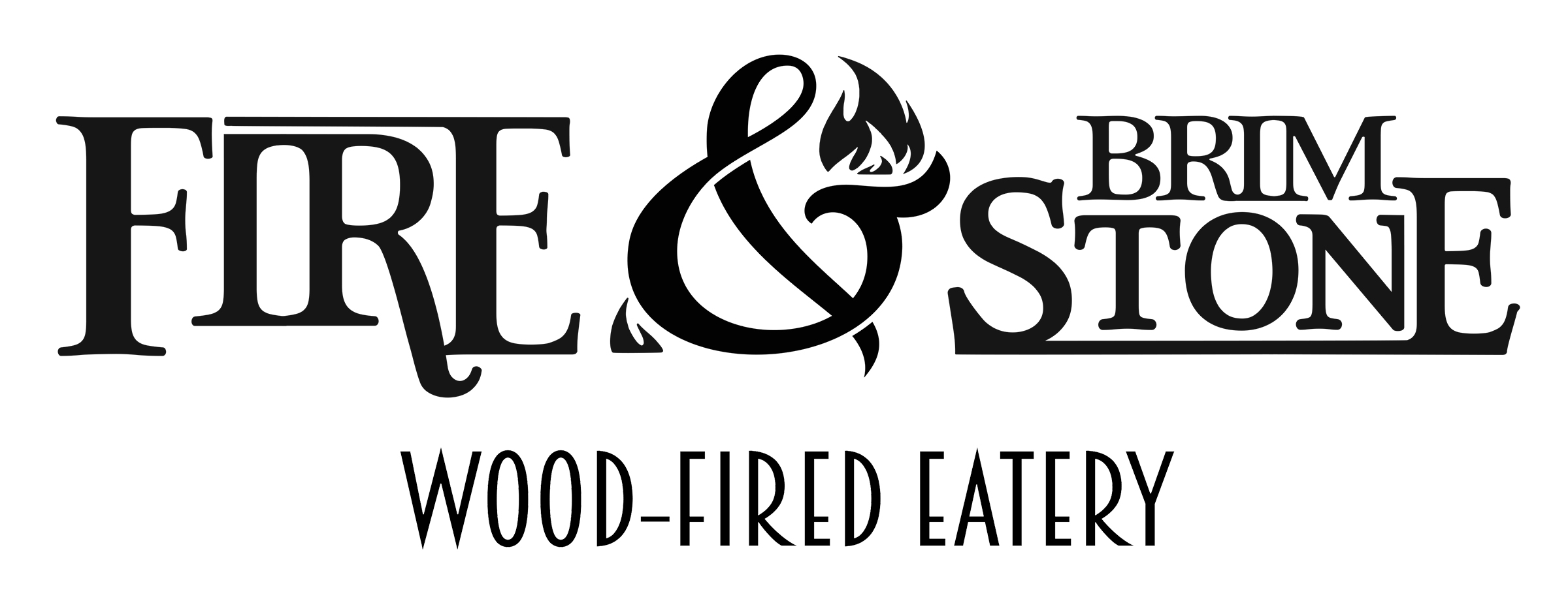 The Fire & Brimstone Wood-Fired Eatery